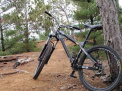 Image for Clark County Mountain Bike Trails